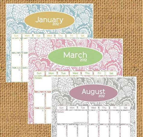 is doodle calendar free creative mamma 187 free printable doodle 2012 write in calendar