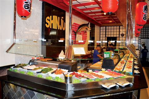 seafood buffet miami shinju japanese buffet the finest and freshest sushi and seafood buffet in miami the florida