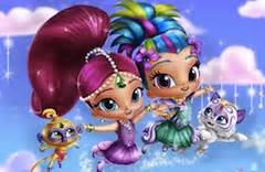 Dress Up Your Lg Shineif You One by Shimmer And Shine