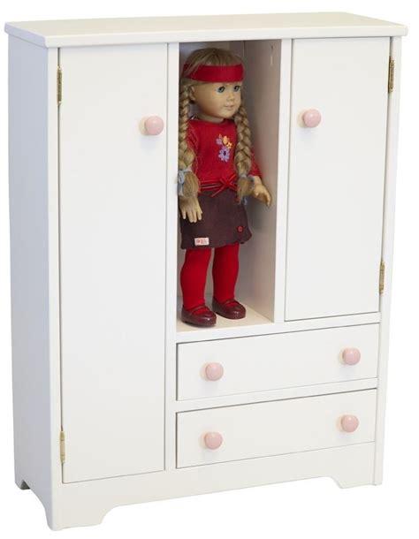 doll armoire doll dresser doll 18 quot doll wardrobe hutch furniture wooden american handmade