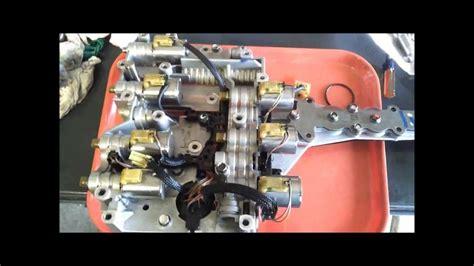 ford superduty rw transmission pressure control