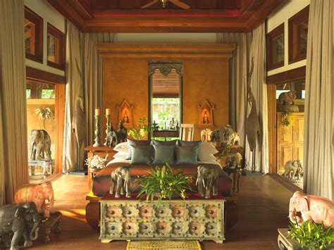 thailand home decor architectural masterpiece the chiang mai luxury villa