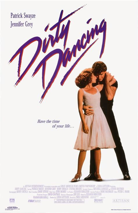 dirty dancing c happyotter dirty dancing 1987