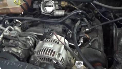 jeep liberty   enciende problemas  bomba de
