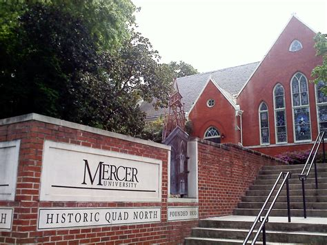 Of Guelph Mba Fees by Why Work At Mercer Mercer Basketball Scores