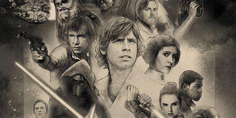 star wars anniversary star wars celebration 2017 poster marks 40 years of star wars