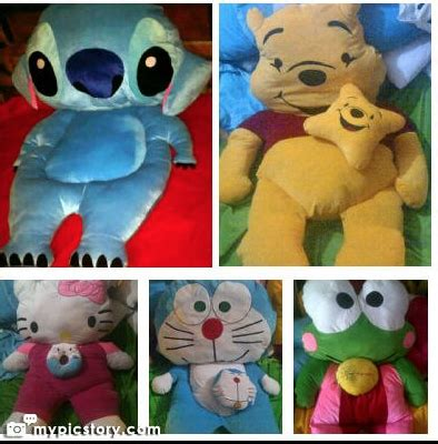 Boneka Keropi Uk 40cm hongkong shop hos kasur matras bantal sofa