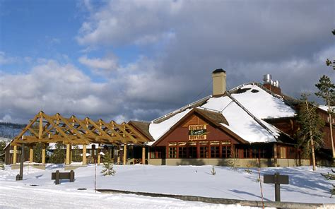 Faithful Snow Lodge Cabins by Top Your 5 Best Yellowstone Lodging Bets Travefy