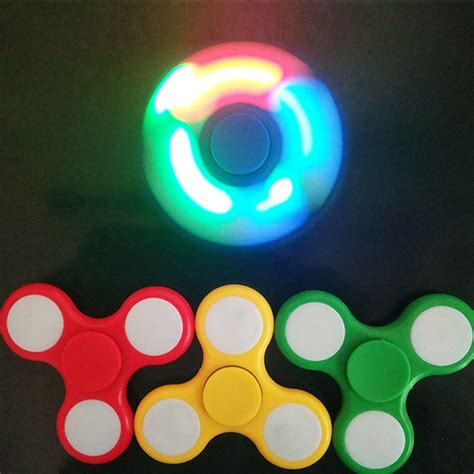 Fidget Spinner Led Korek Api Usbfidget Spinner Korek Api tri led fidget spinner black jakartanotebook
