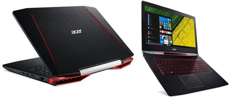 Laptop Acer Vx15 acer launches new performance oriented aspire vx 15 v nitro and gx series technave