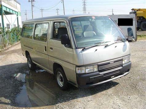 nissan caravan dx 2000 used for sale