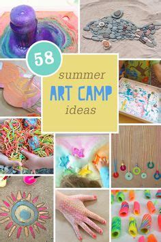 164 best summer crafts images 1000 ideas about summer c activities on