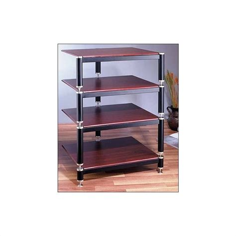 4 shelf audio rack bl304x