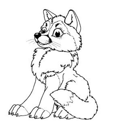 hard wolf coloring pages baby wolf coloring pages bestappsforkids com