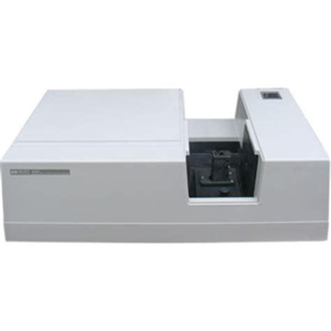 diode array uv vis spectrophotometer hewlett packard hp 8452a diode array uv vis spectrophotometer for sale price service repair