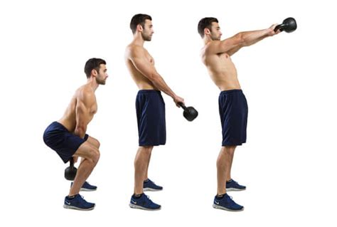 Kettlebell Swing Weight Loss by 10 Most Effective Weight Loss Exercises For Torching