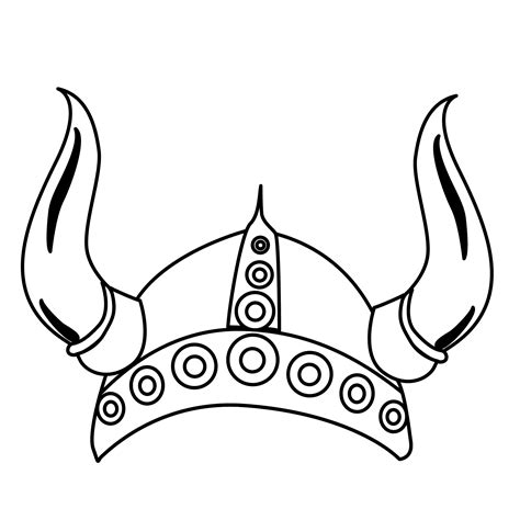 printable viking mask coloring page helmet img 10631 clipart best clipart best