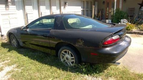 1994 camaro ss 1994 camaro ss 3 4 v6 black 99 042