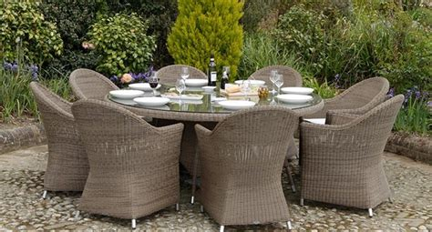 How To Protect Wicker Outdoor Furniture by Cover Your Rattan Garden Furniture In Winter To Keep It