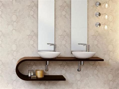 Floating Vanity For Small Bathroom This For All