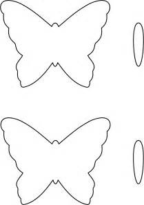 Butterfly Templates by The Butterfly Template 1 Can Help You Make A Professional