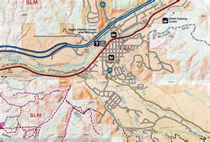 map of avon colorado trail map of eagle avon colorado 121 national