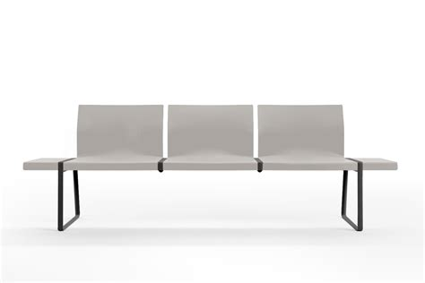 plural of bench plural waiting room pedrali bench in metal and