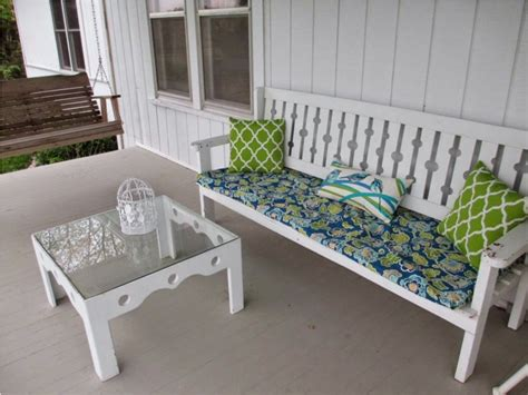 porch bench ideas front porch bench designs