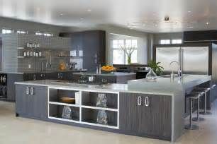 Stainless Steel Kitchen Design 7 Stainless Steel Kitchen Cabinets With Modern Look