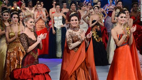 Miss World Wardrobe by Miss Philippines Crowned The New Miss World Cnn