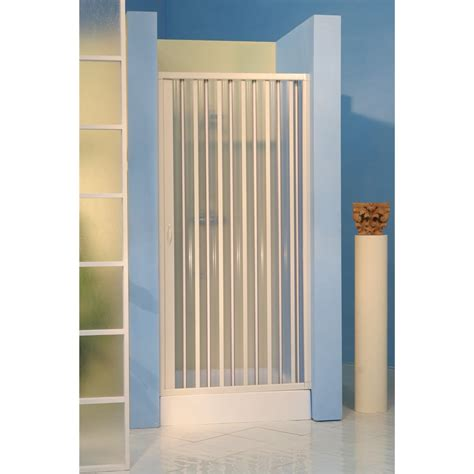 porte doccia a soffietto porta doccia nicchia a soffietto pvc 130 150 cm arsan