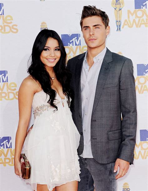 Is Zac Efron Married To Vanessa | picture of zac efron