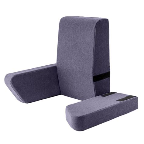 bed rest reading pillow sapphire una bed rest support pillow reading cushion