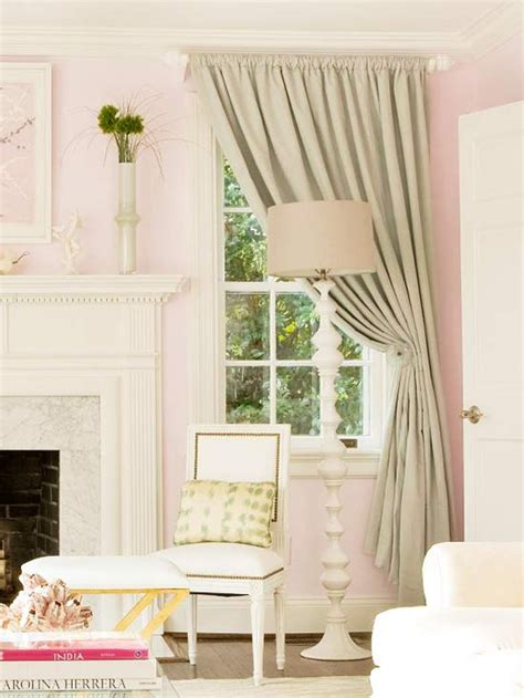 drop cloth curtain ideas perking up a room with drop cloth curtains