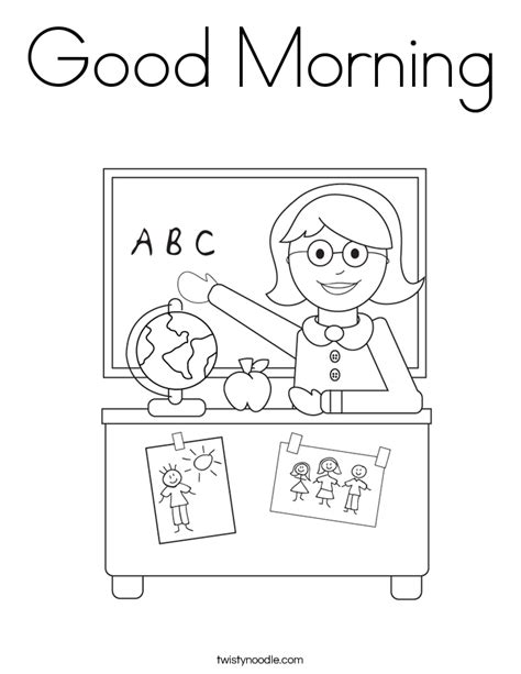 imagenes para good morning dibujos de good morning buen d 237 a en ingl 233 s para pintar