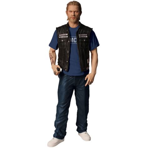 auction of jax tellers cut sons of anarchy jax teller samcro t shirt 6 inch action