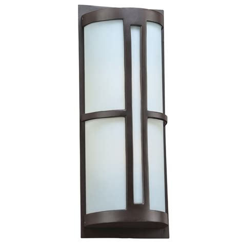 Exterior Wall Sconce Plc 31738orb Rox Modern Rubbed Bronze Exterior