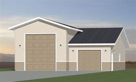1 5 car garage plans 32x40 1 rv 1 car garage pdf floor plan columbus