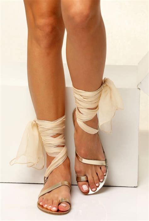 braut sandalen flach ivory sandals greek leather sandals wedding flat shoes