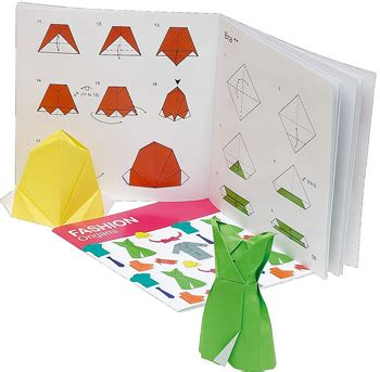Fashion Origami Set - fashion origami