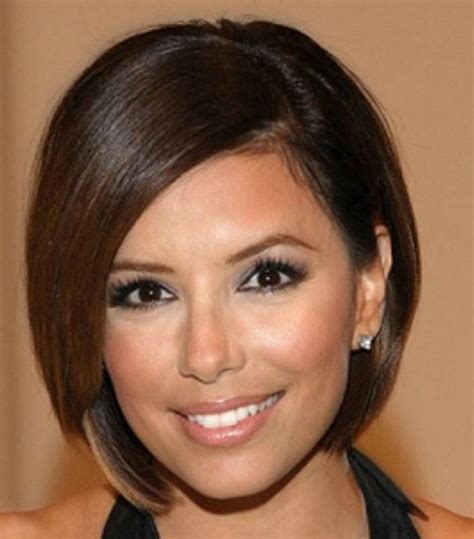 hairstyles bob for round faces 29 cute bob hairstyles for round faces