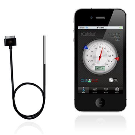 Termometer Digital Kulkas bengkelm nia termometer digital versi iphone