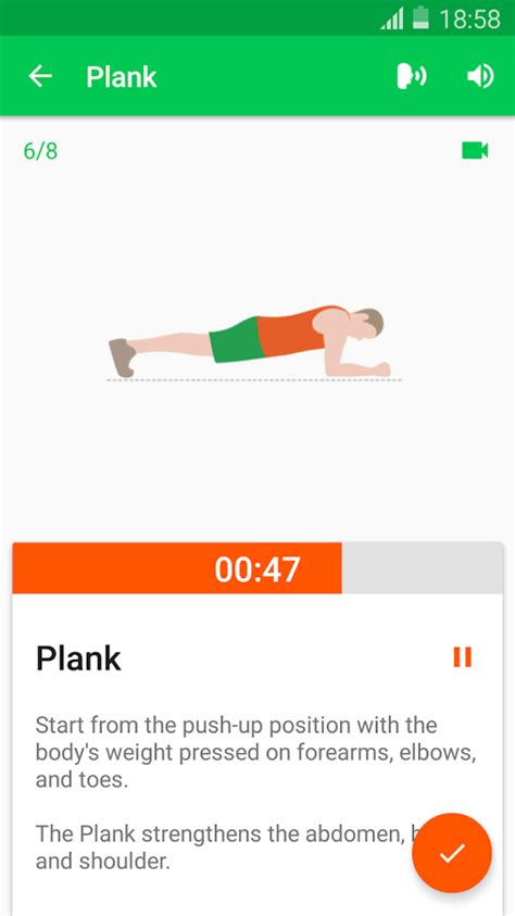 30 day challenge exercise 30 day fit challenge workout android apps on play