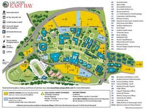 csueb hayward cus map