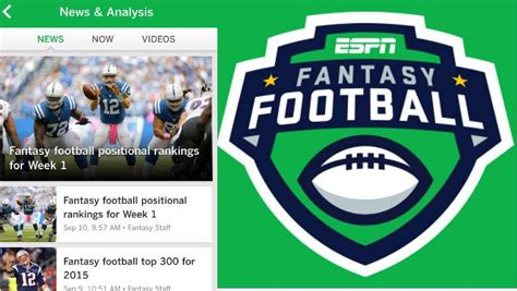 best football apps how to use espn football app