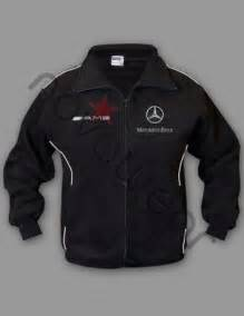 mercedes amg fleece jacket mercedes amg merchandise