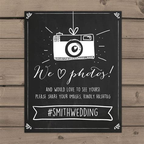 Wedding Hashtag Sign by 17 Best Ideas About Wedding Hashtag Sign On