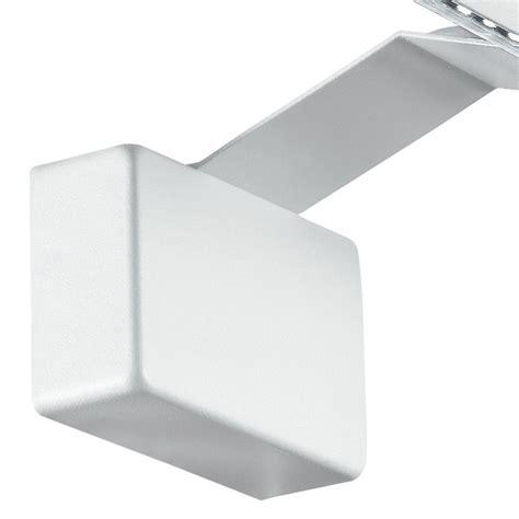 applique quadro applique quadro specchio bianco led 5 watt 3500 kelvin