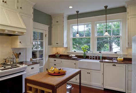 Bungalow Kitchen Ideas | bungalow kitchen powrie craftsman kitchen portland