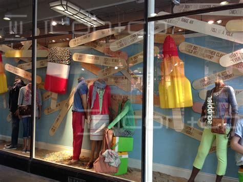 retail window displays scenic artwork prop makers